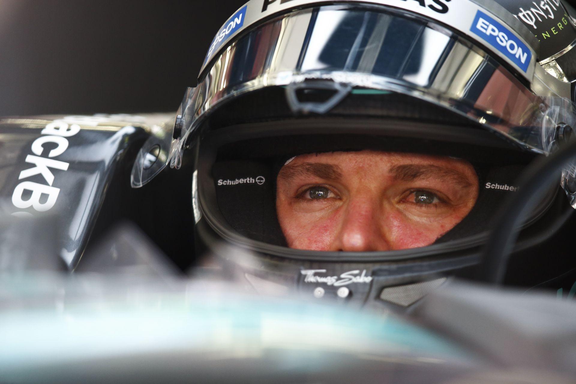 Berger: Rosberg most azt éli át Hamiltonnal, mint én Sennával