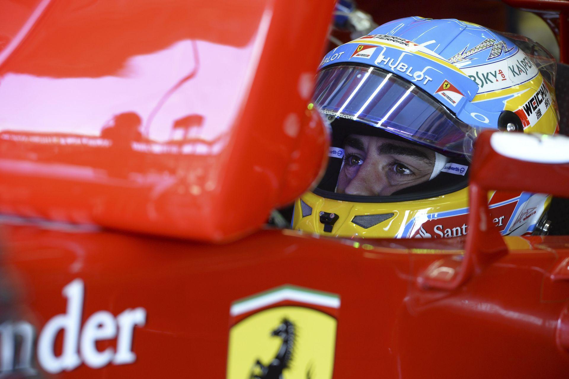 Ferrari: Alonso egy nagyszerű Magyar Nagydíjat futott, addig Raikkönent támogatjuk