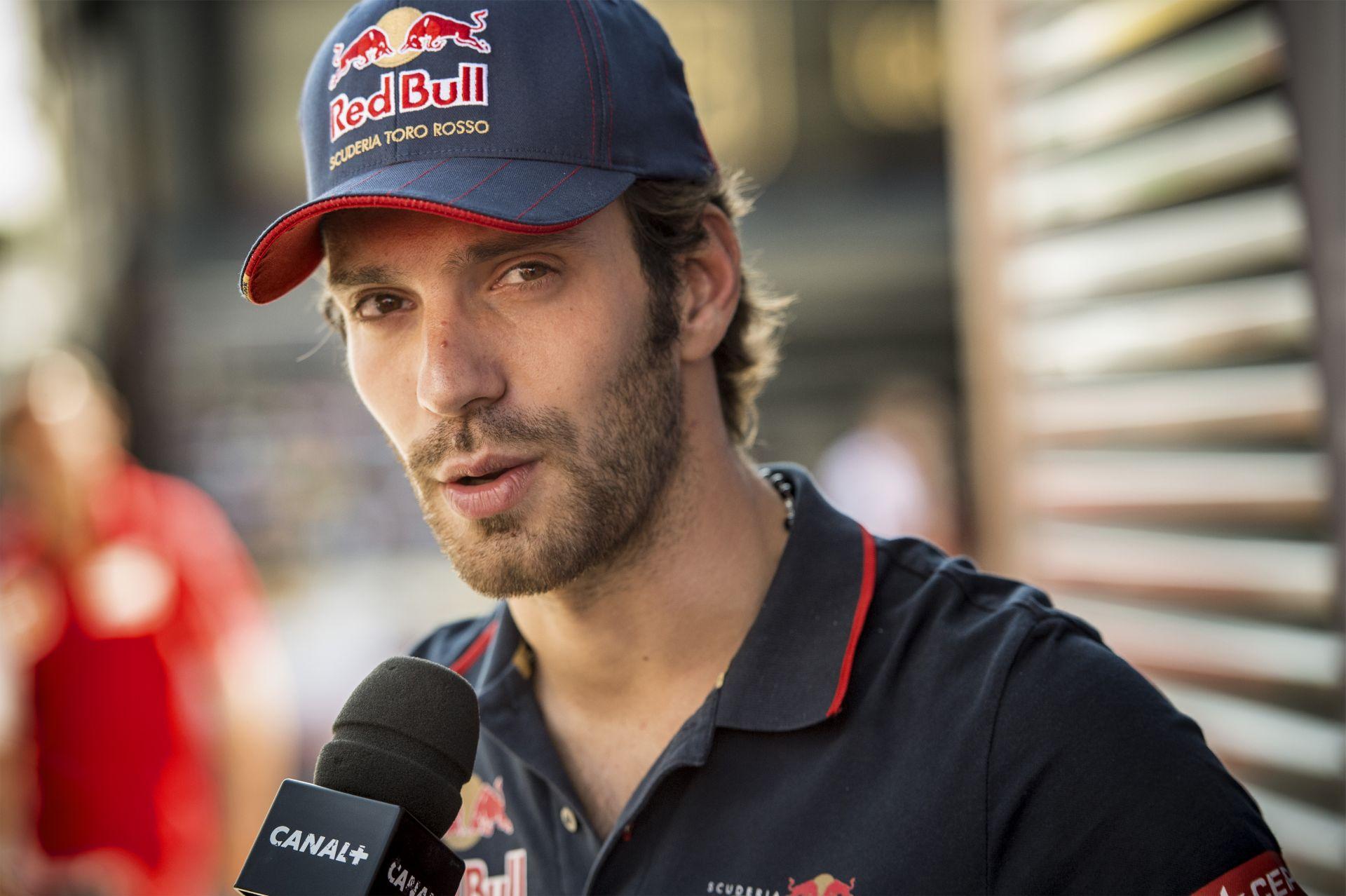 Vergne: Ha eddig nem rúgott ki a Red Bull…