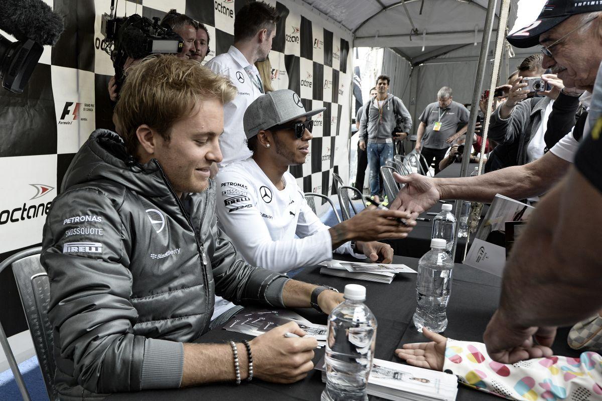Rosberg nem űz játékot a médiában: a racionális utat járja, győzelemre összpontosít