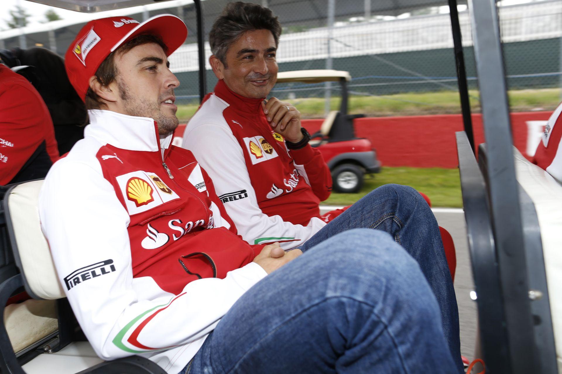 Ferrari: Tisztában vagyunk vele, hogy ez kevés, de folyamatosan dolgozunk