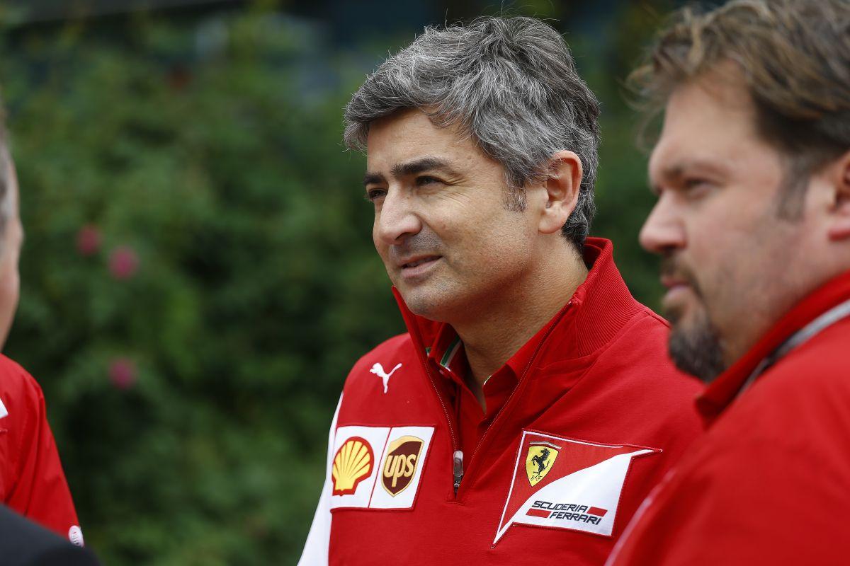 Mattiacci vázolta a terveit: a csapatfőnök tegnap kijelölte a követendő utat a Ferrari számára