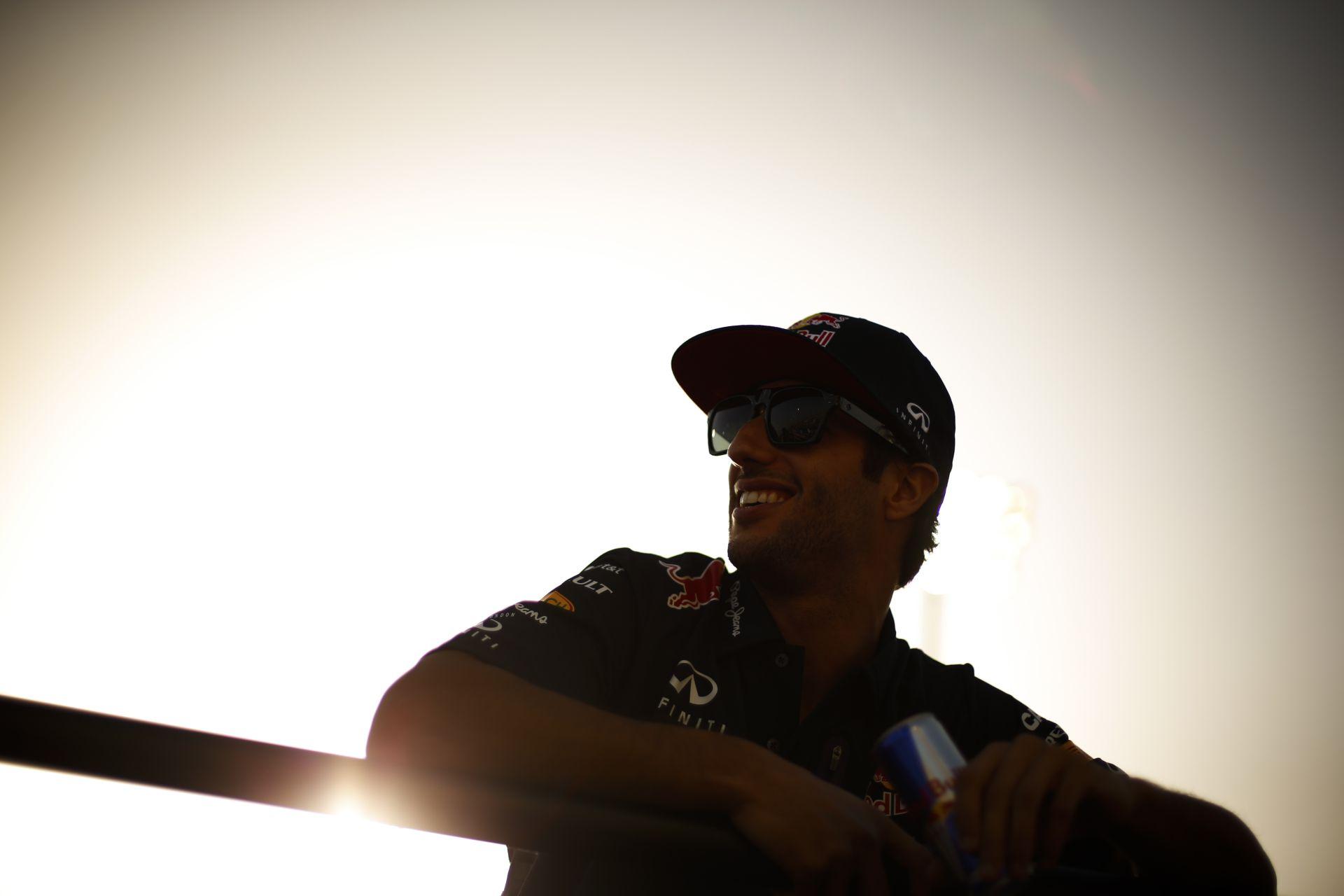 Daniel Ricciardo meghódította Bécset