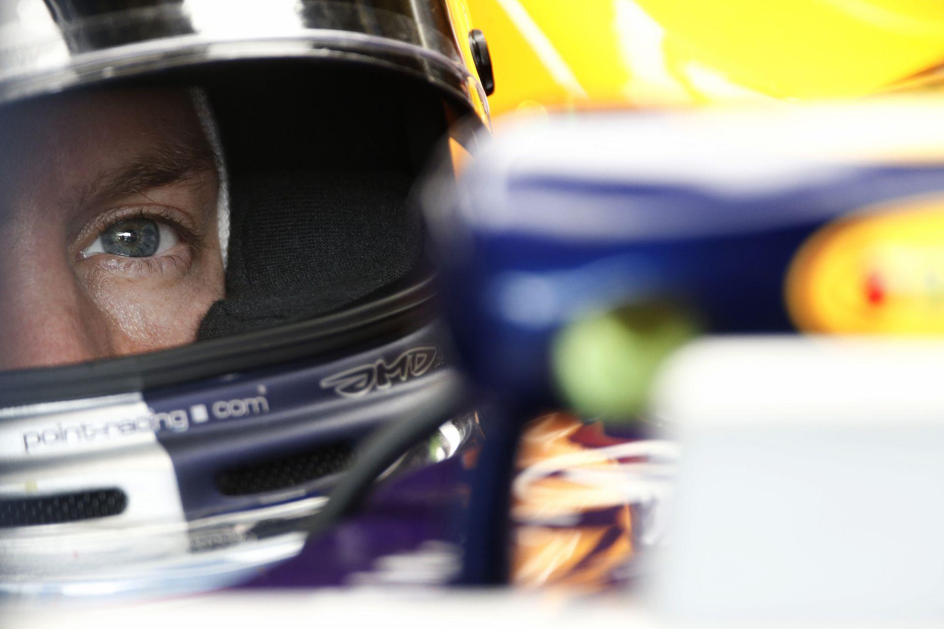 Vettel ismét kikapott Ricciardótól és elismerte, nem volt elég gyors