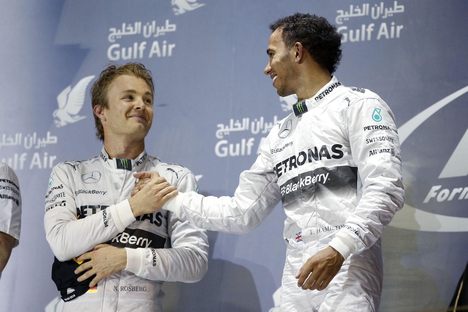 Rosberg nagyon boldog, Hamilton nem igazán, addig Bottas a Red Bull Ringen debütált a dobogón