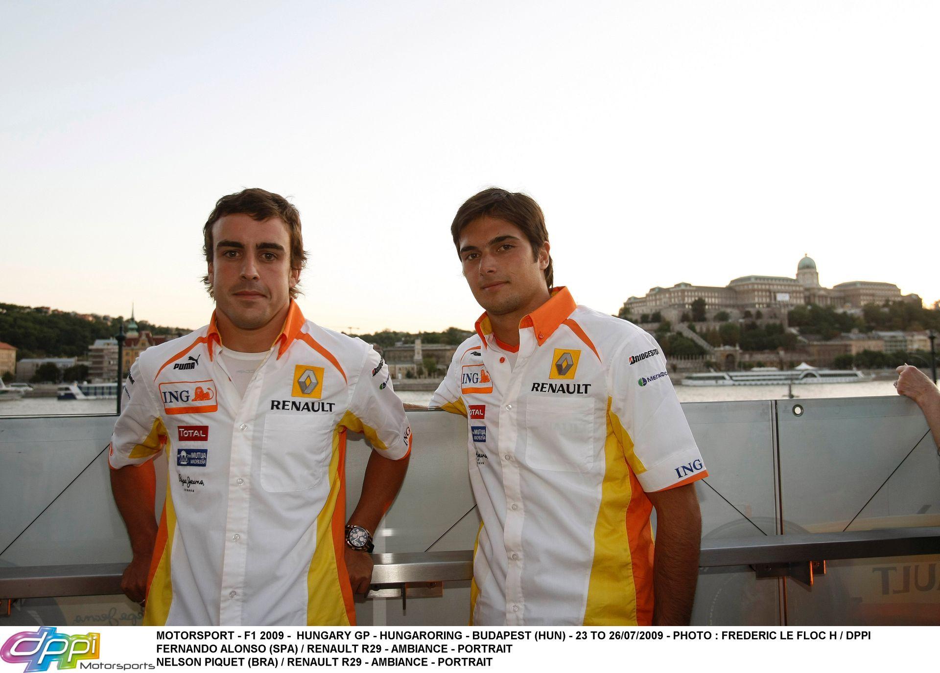 Piquet: Még mindig Alonso a legjobb, de megértem, ha vissza akar vonulni a McLaren miatt