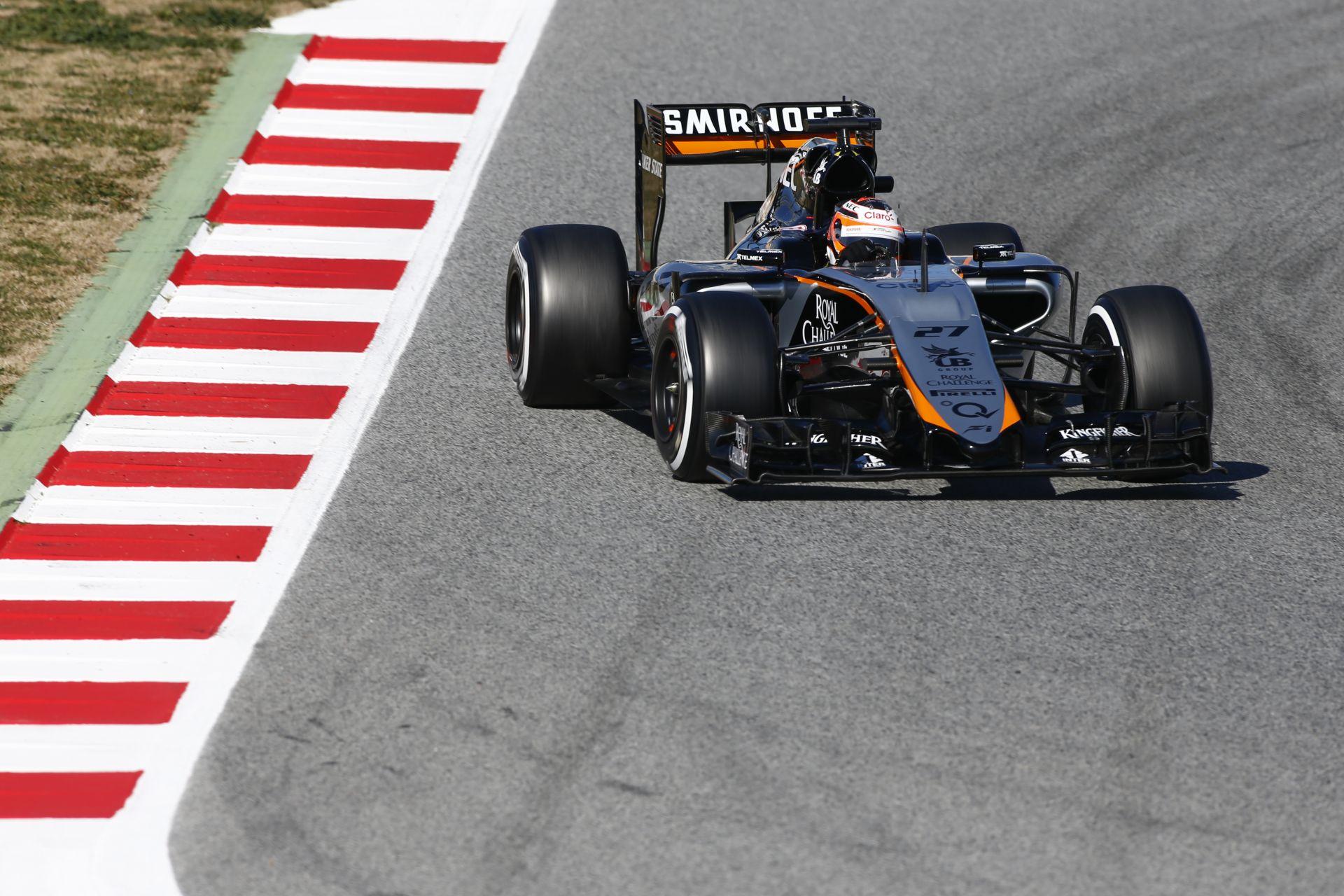 A Force India frusztrált a Manor visszatérése miatt