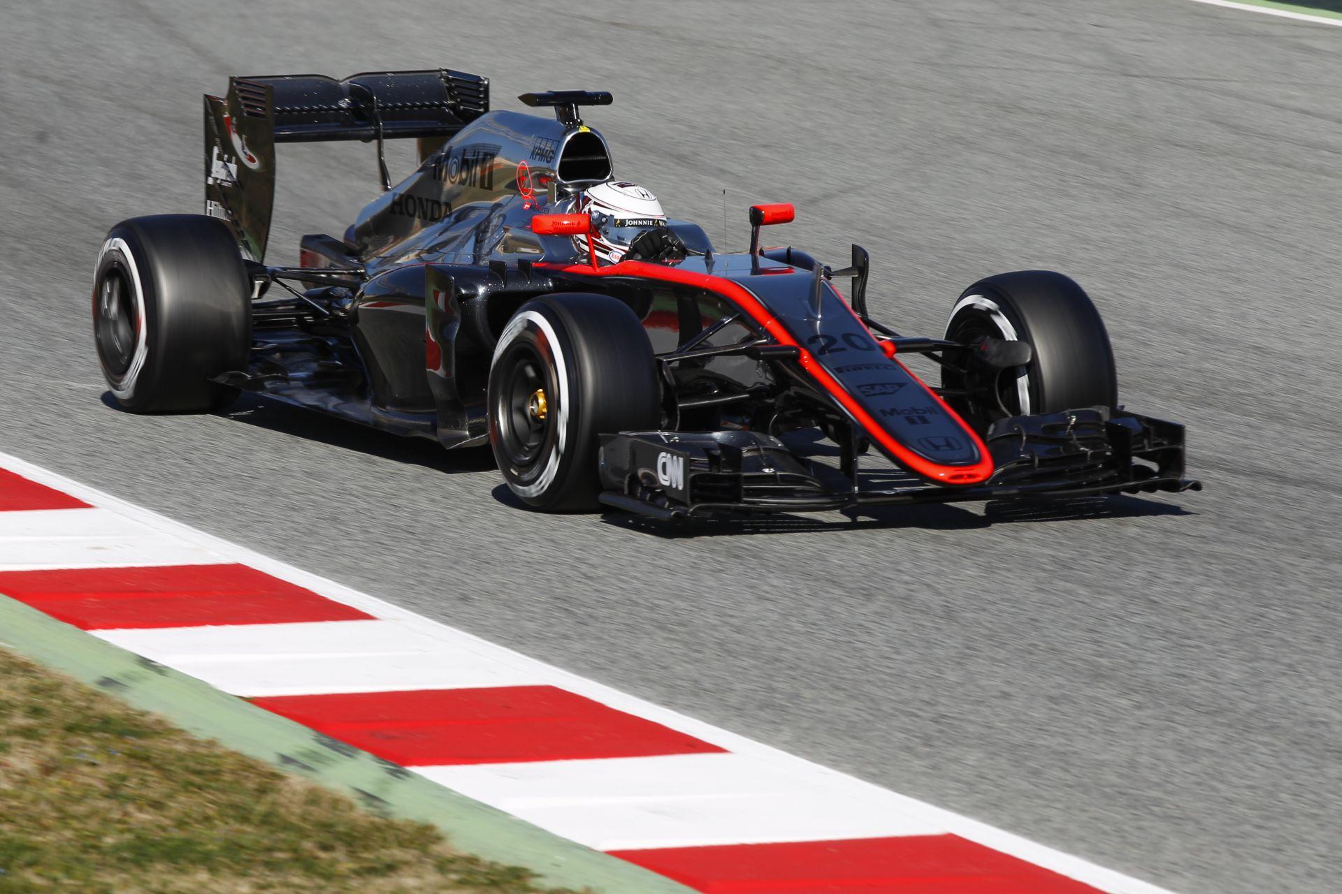 Magnussen szerint az új McLaren már most jobb, mint a tavalyi