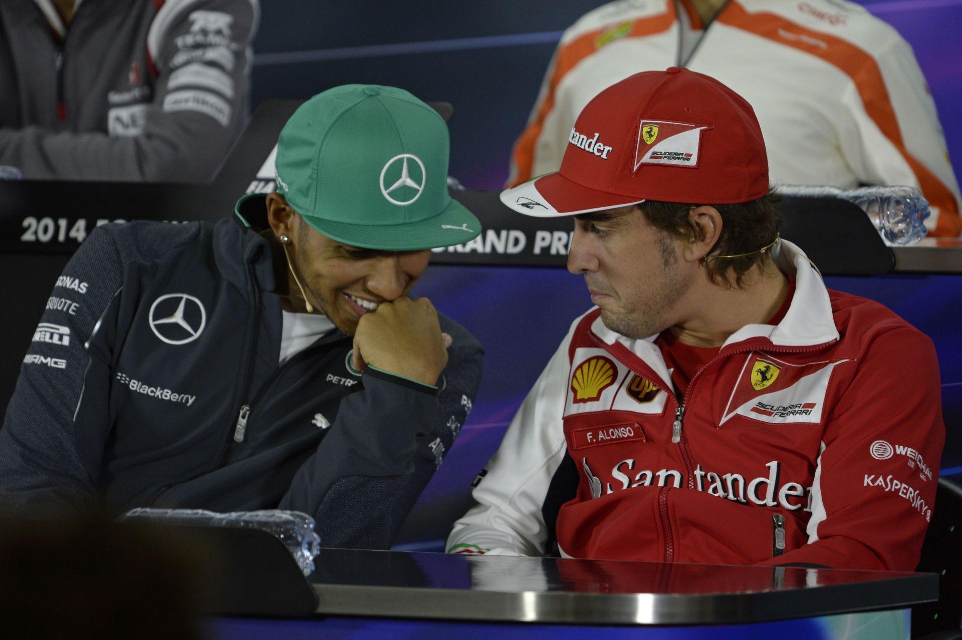 """A Mercedes is inkább a """"bestia"""" Alonsótól tart, mint Raikkönentől"""