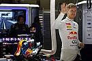 Vettel nem is annyira új kasztnit kapott, mivel a teszteken már használta: zsákbamacska kizárva