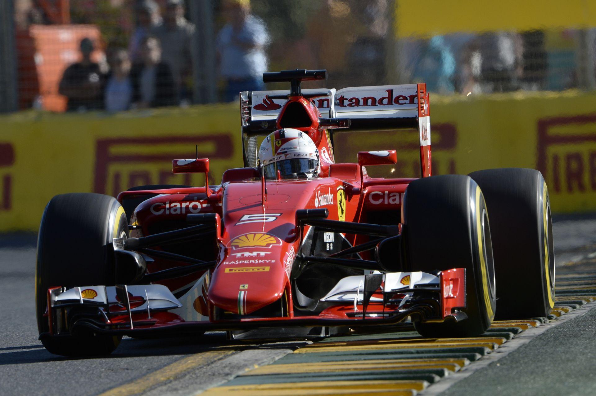 Ausztrál Nagydíj 2015: Kövesd ÉLŐBEN az idei év harmadik F1-es szabadedzését (04:00)