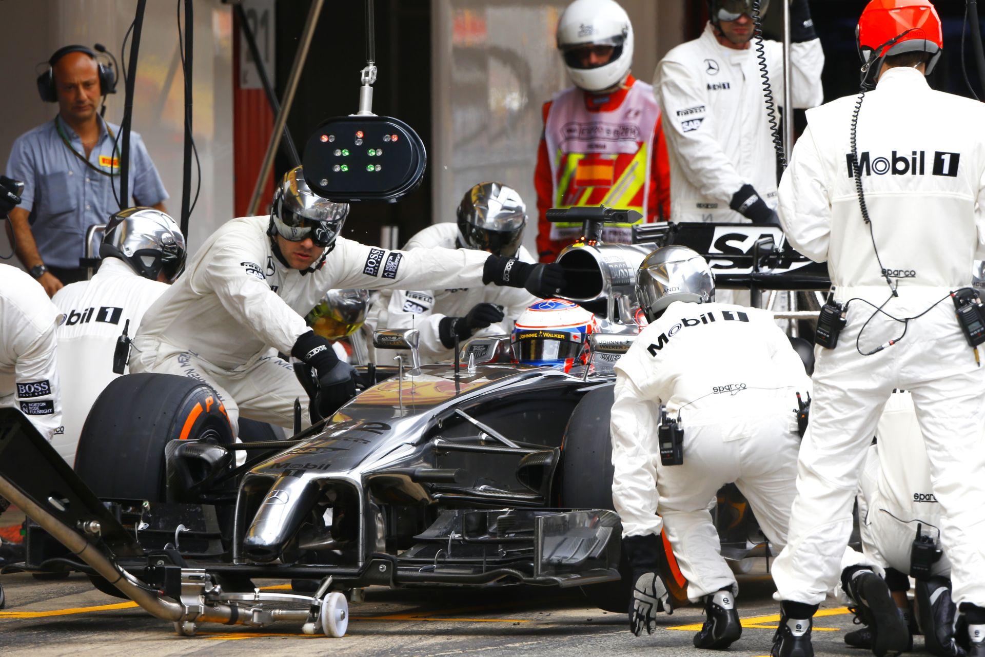 Button: Még nem akarom elhagyni az F1-et