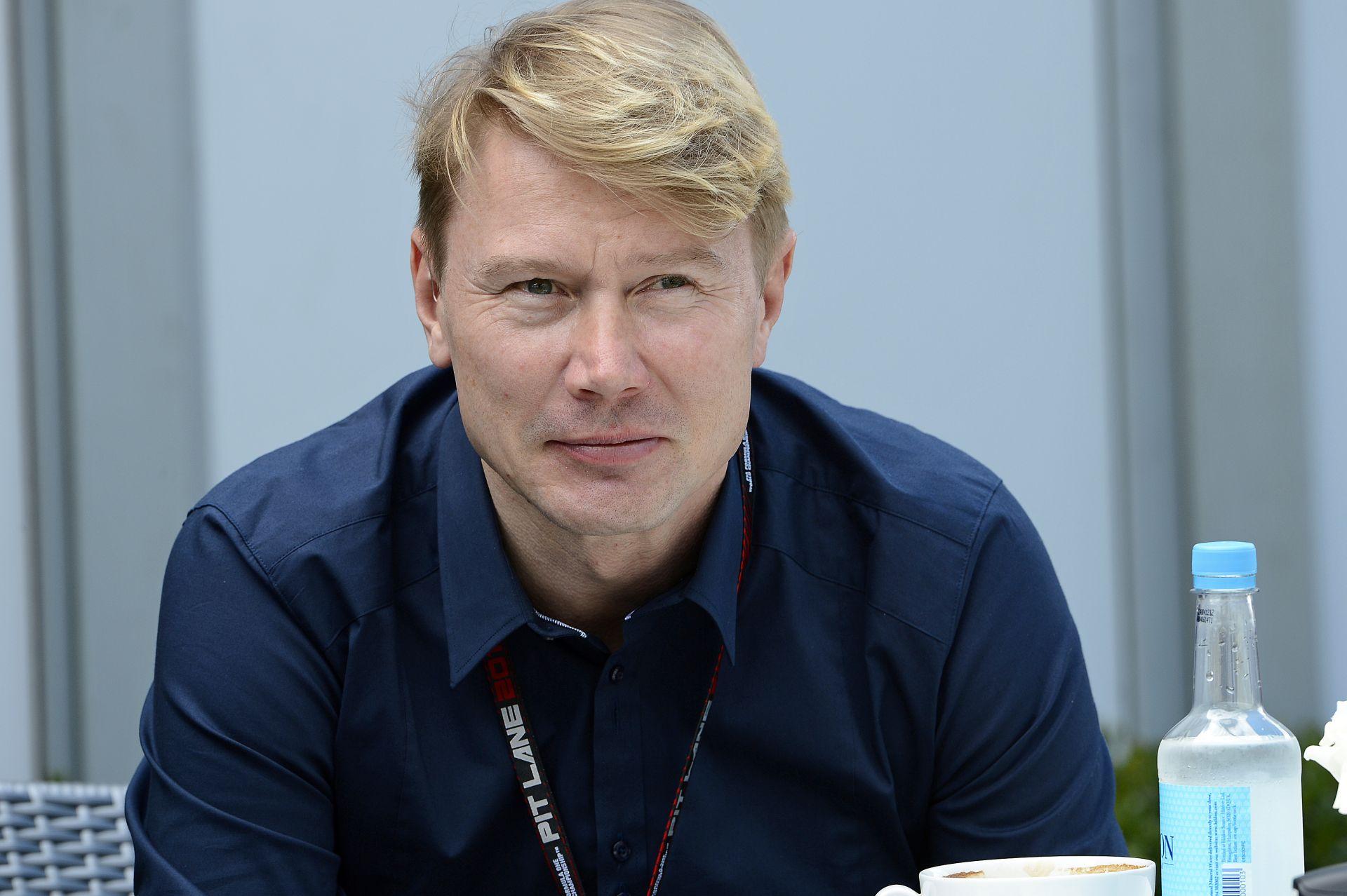 Hakkinen: Már senki sem foghatja meg a Mercedest