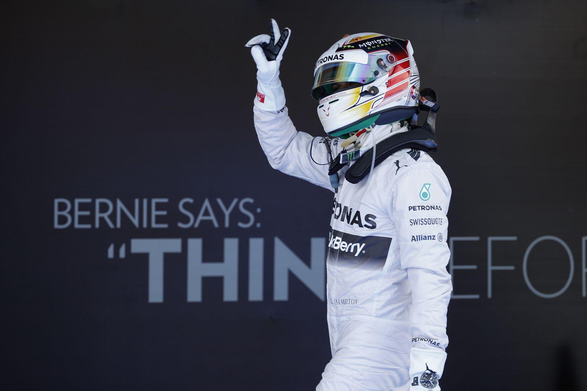 Damon Hill: Idén szinte lehetetlen lesz legyőzni Hamiltont, aki még nem mutatott meg mindent