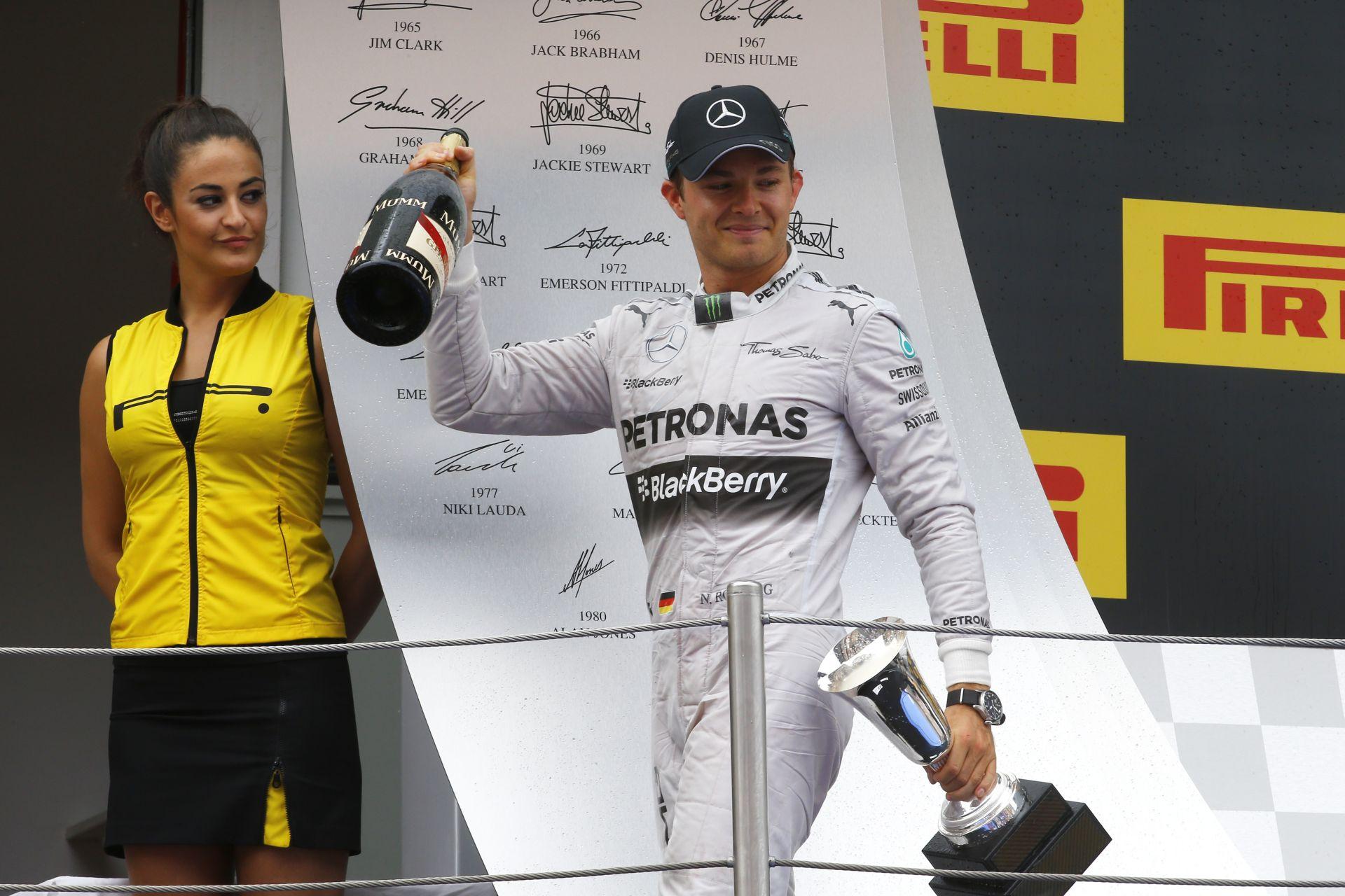 Rosberg: Nagyon közel vagyok Hamiltonhoz, legyőzhetem őt