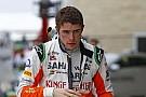 Di Resta: Egyelőre nem vette fel velem a kapcsolatot a Williams Bottas miatt