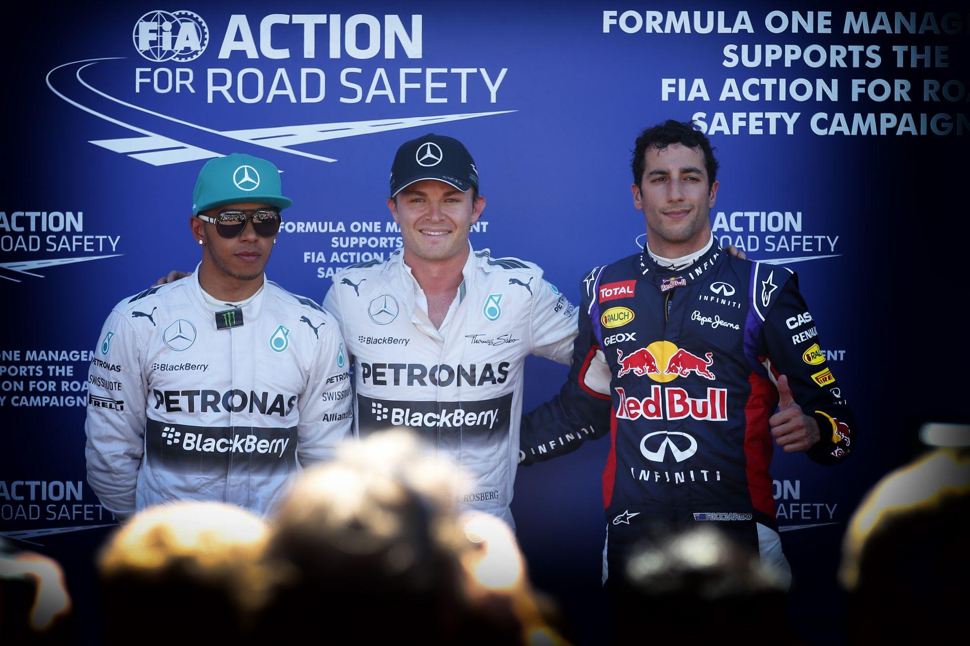 Hivatalos: Nem kap büntetést Rosberg, megtarthatja az első helyét Monacóban!