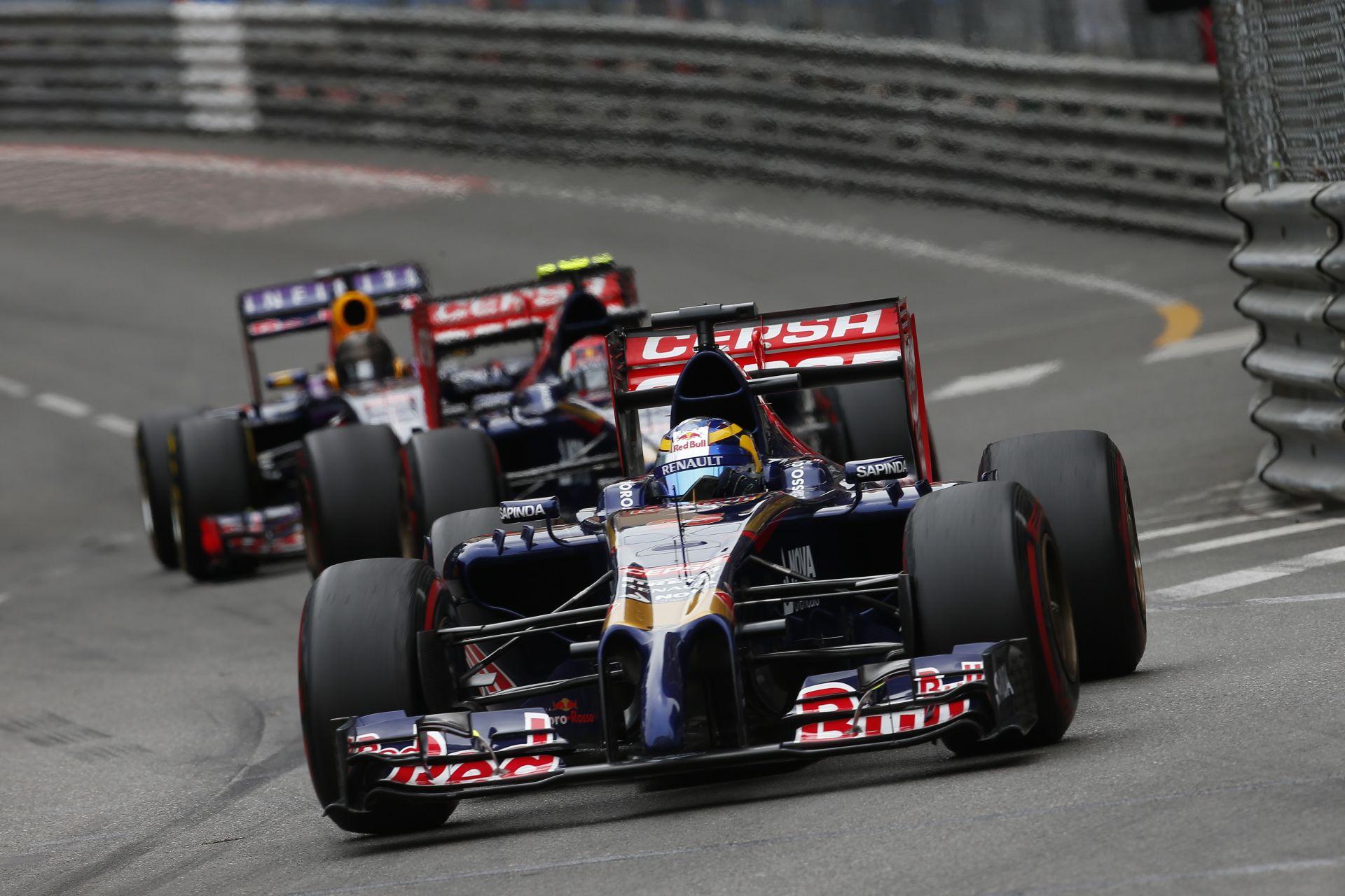 Toro Rosso: csalódás Monacóban, kettős pontszerzés helyett nullázás