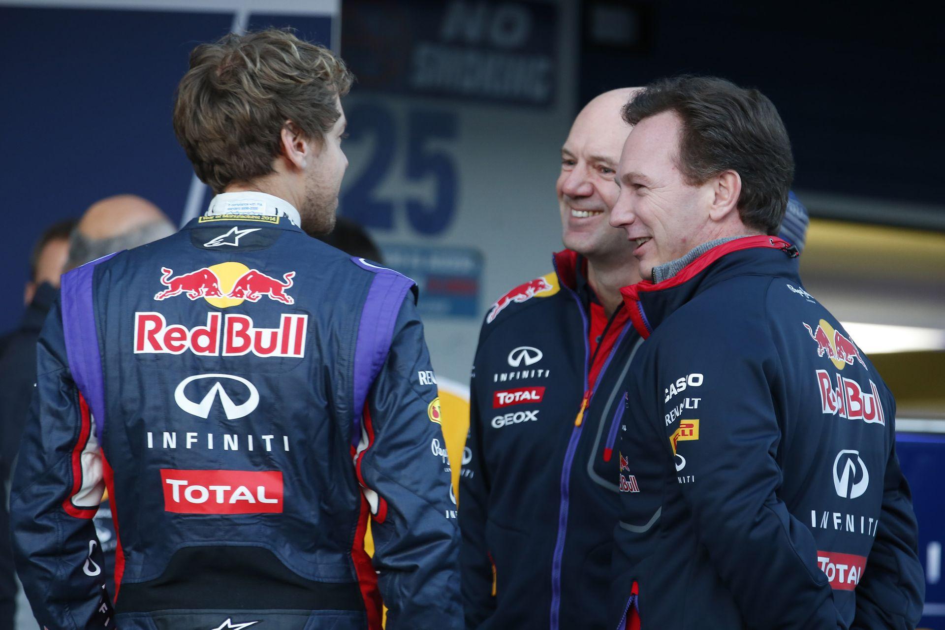 A Honda nem viccel: Newey, Vettel és Horner a McLarennél?