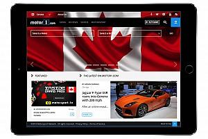 General Motorsport.com 新闻 Motor1.com启动加拿大版本,大卫·潘库被任命为主管