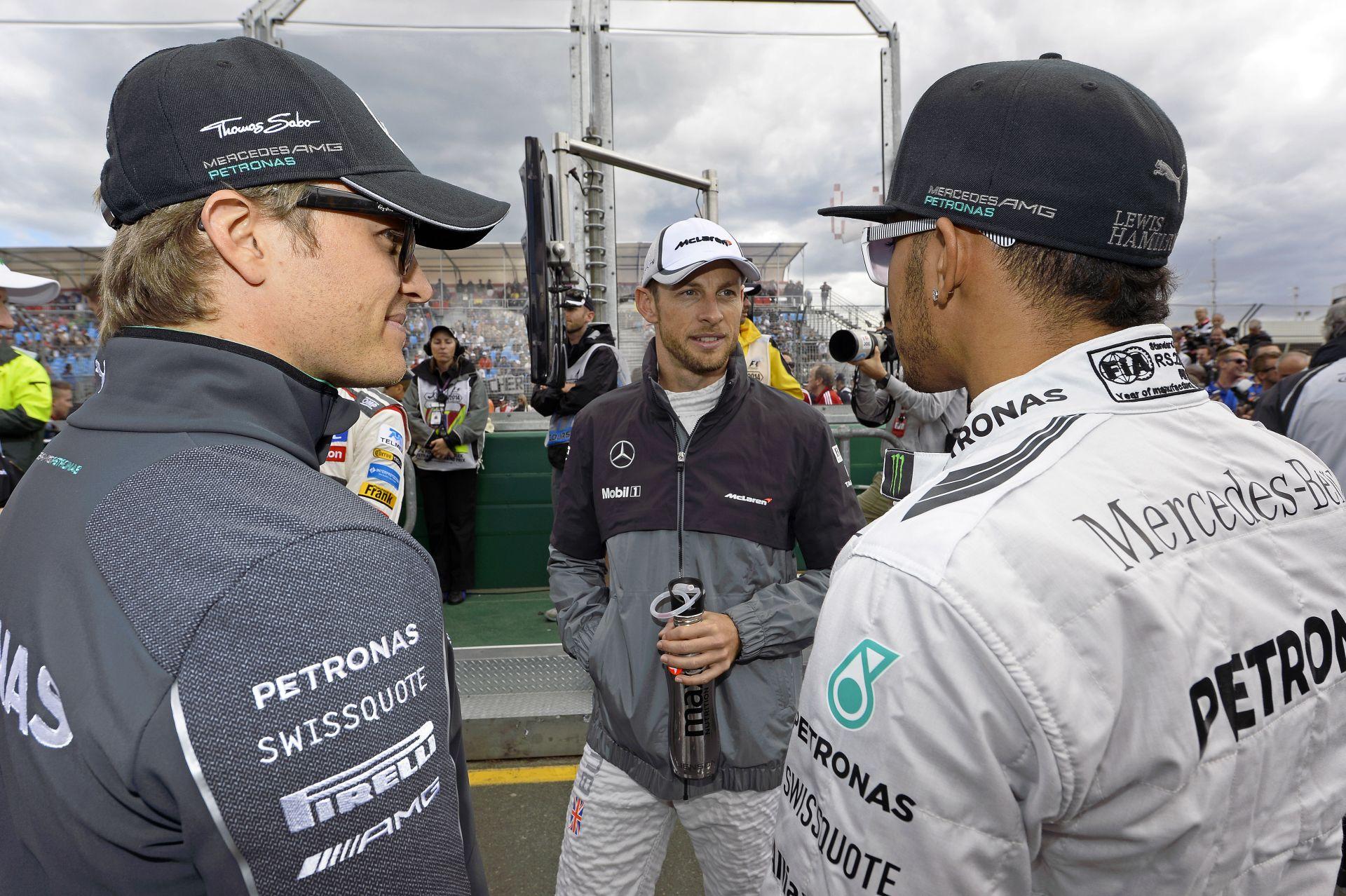 Mercedes: Hamilton és Rosberg is nagyon jó, de a csapat az első