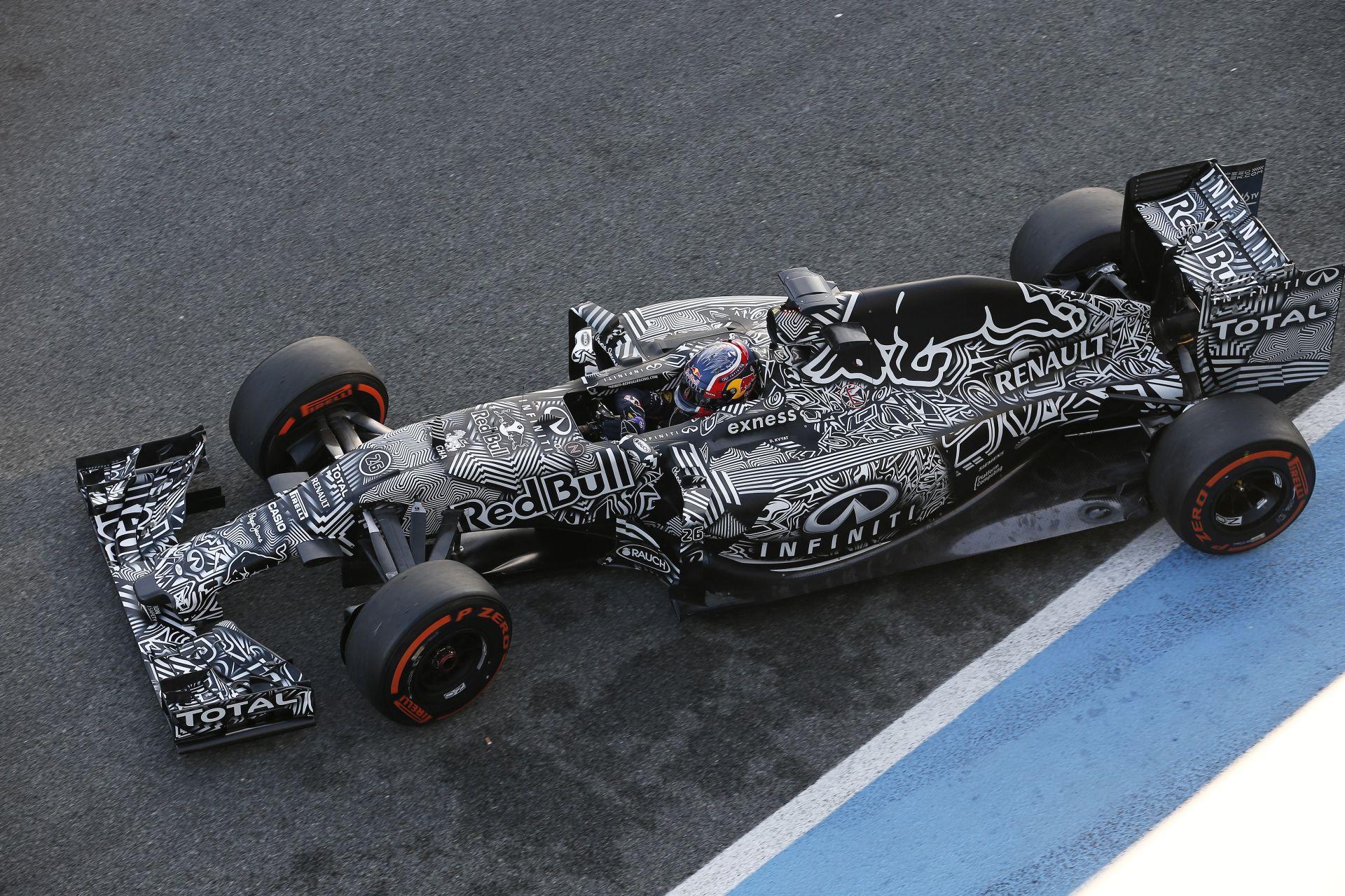 Jerez – F1 2015: Kövesd élőben a harmadik F1-es tesztnapot (ÉLŐ)