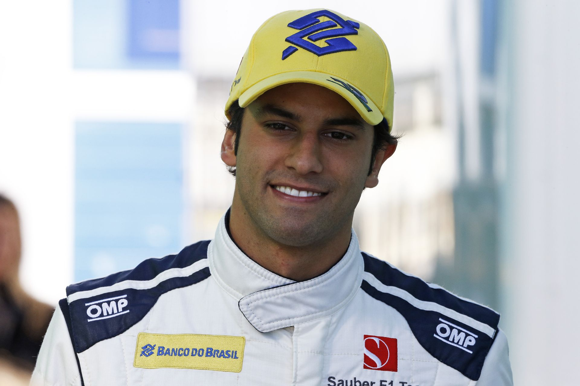 Ő is Felipe, ő is brazil, de nem Massa