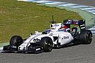 Elhúz a Williams Jerezben: Tényleg hangosabb lett a Forma-1!