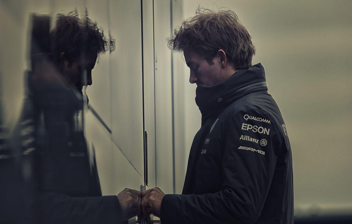 Rosberg óvatosságra int: a Ferrari gyors
