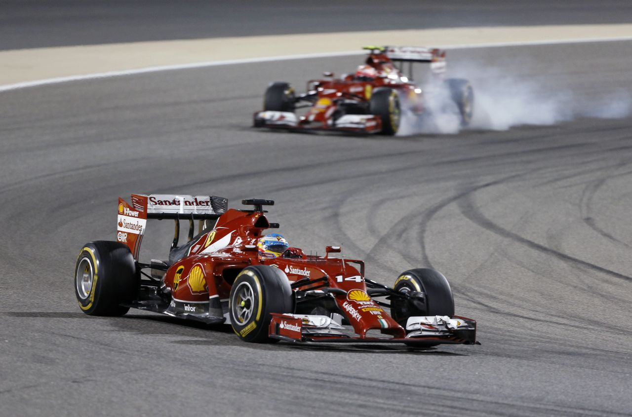 Domenicali most a Mercedesnek adná a címet: később minden nyitott lehet