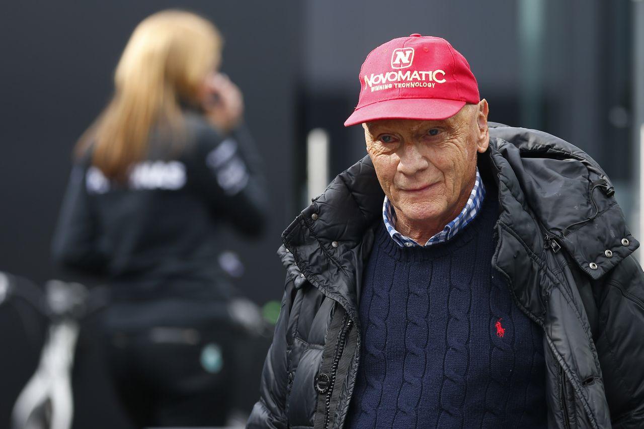 Lauda: Most, hogy a Mercedes nyer, mindenki óbégat és k*rválkodik