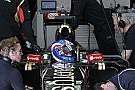 Palmer nagyon örül, Sainz is talált pozitívumot a második tesztnapon