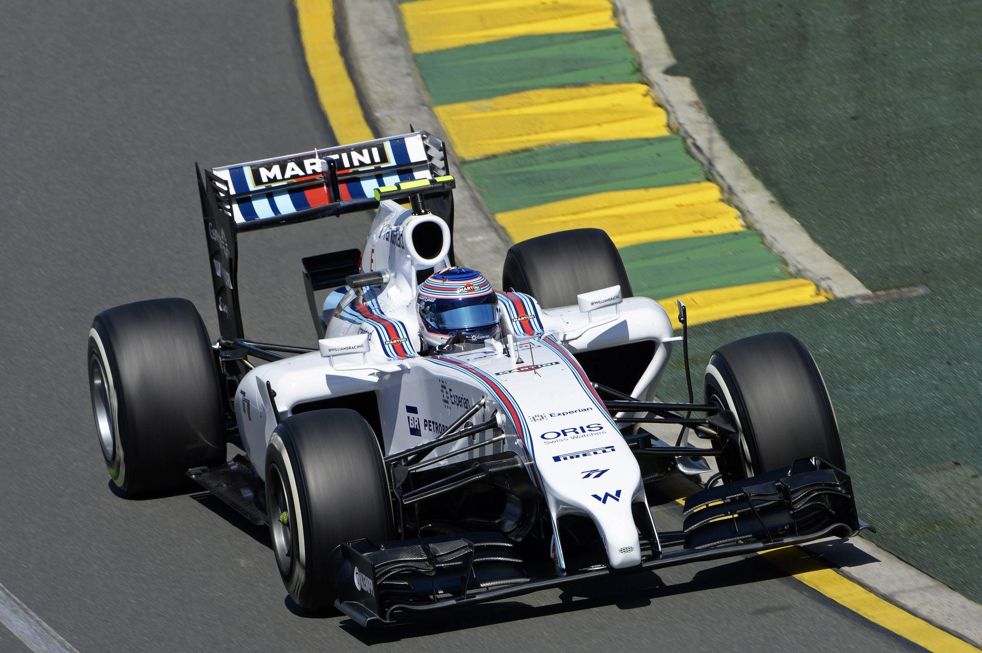 Figyelj és fülelj: Így szól a Mercedes F1-es V6-os turbója a Williamsben