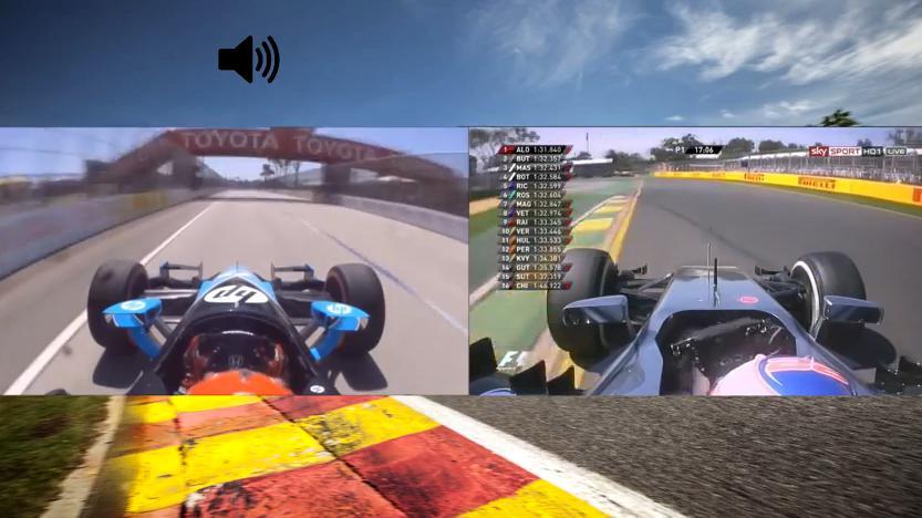 IndyCar Vs. Forma-1: Érezd a különbséget a V6-ossal