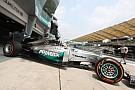 Pofon az időmérő előtt: Fölényesen nyert a Mercedes Malajziában, Raikkönen harmadik