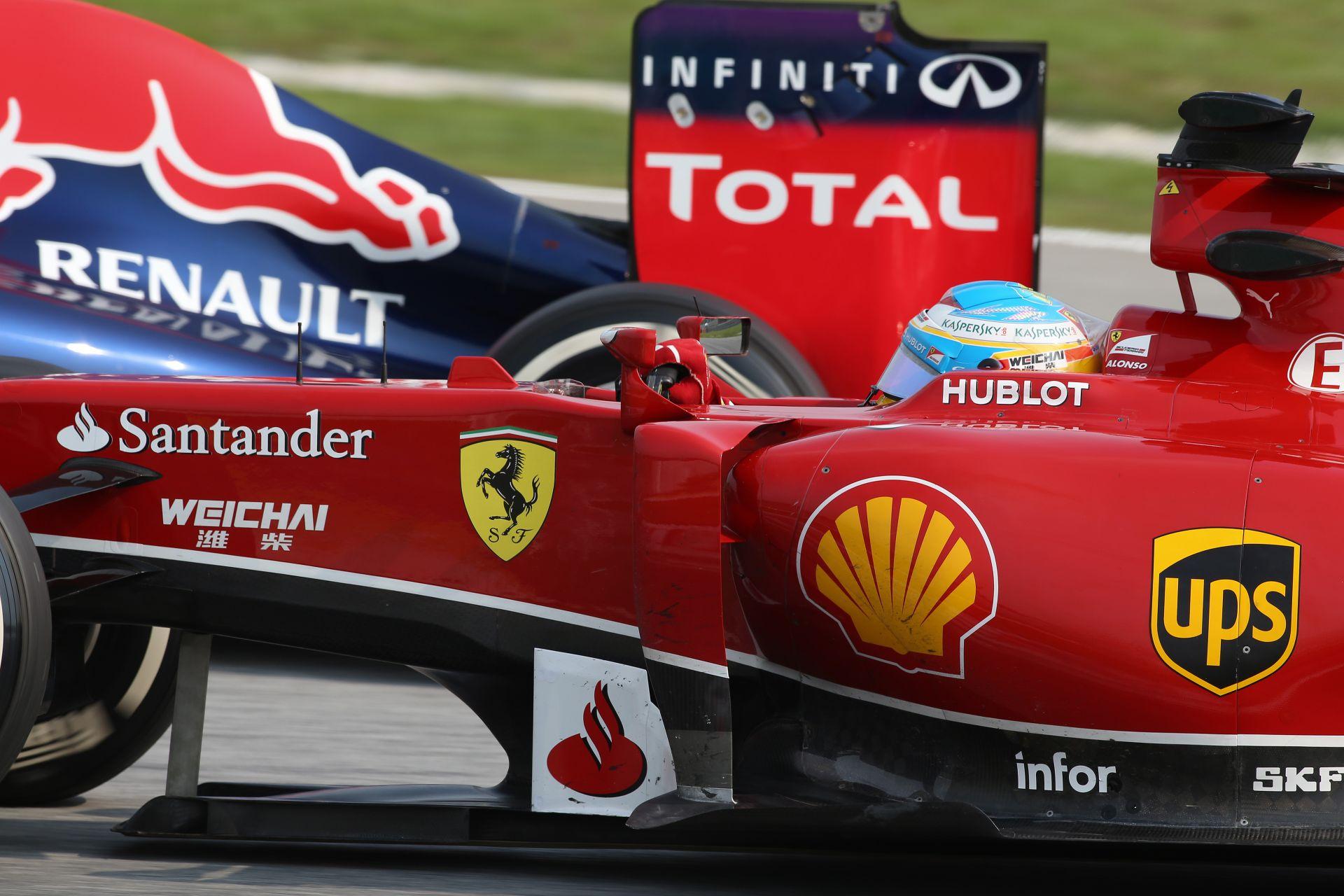 Maláj Nagydíj 2014: Videón Alonso startja