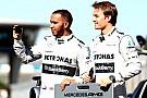 Mercedes: Nagyon erős a Ferrari párosa, de Hamilton és Rosberg a jobb náluk