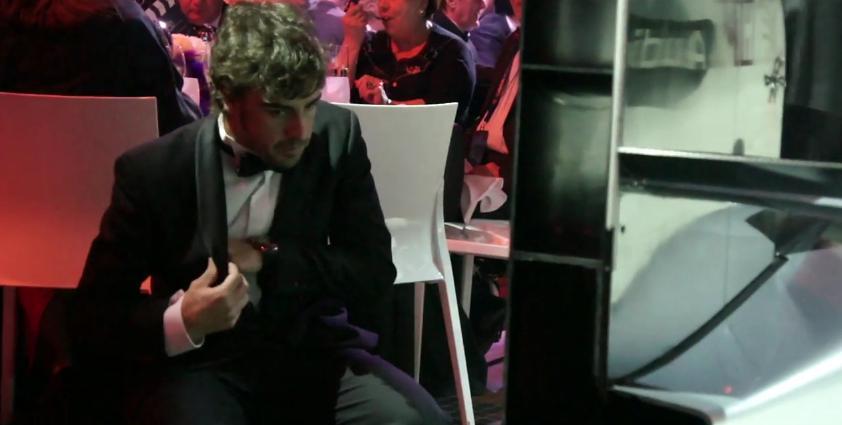 Alonso nem bír lazítani: Így elemzi a világbajnok az Audi R18 E-Tron prototípust