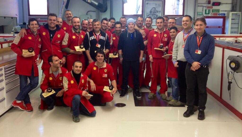 Változások a Ferrarinál: megvan Raikkönen versenymérnöke, Fry új szerepet kap