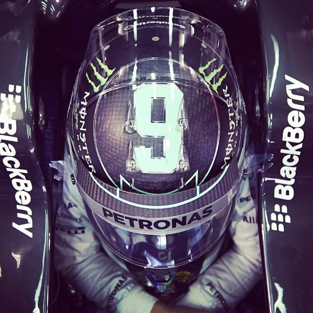 Rosberg kicsit szenvedett a Mercedesszel, de a W05 még mindig nagyon erősnek tűnik