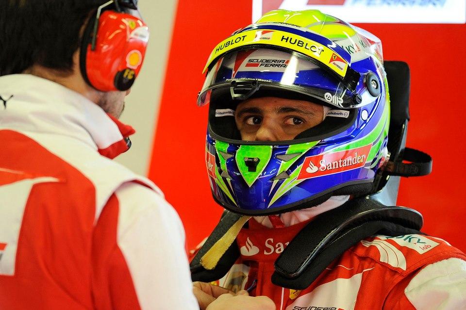 Massa büszkén hagyhatja el a Ferrarit