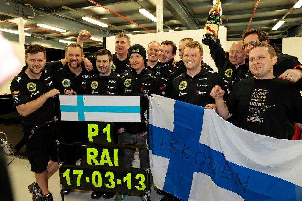 Salo: Raikkönen számára sem lenne gyerekjáték Vettel mellé szerződni