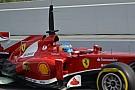 Ferrari: ígéretes kezdés, melyet lejtő követ