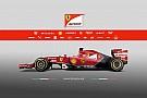 Így matricázták fel a 2014-es Ferrarit: Videó