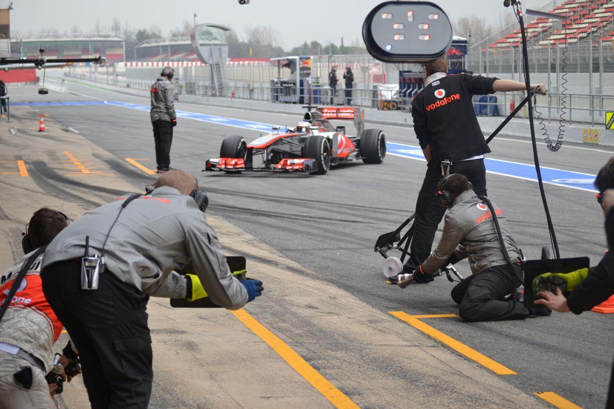 Button: a McLaren ne a bűnbakot keresse