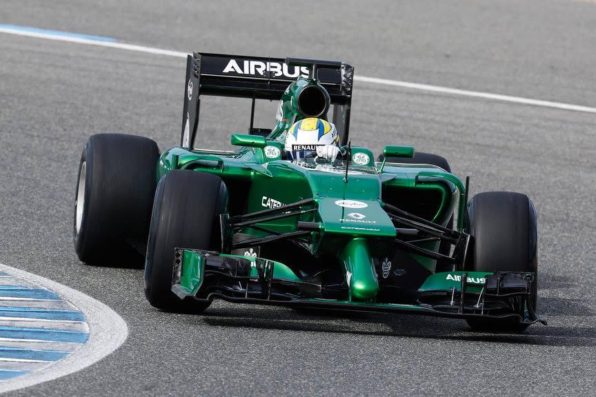 Egyetlen egy kör minden idők egyik legrondább F1-es autójával