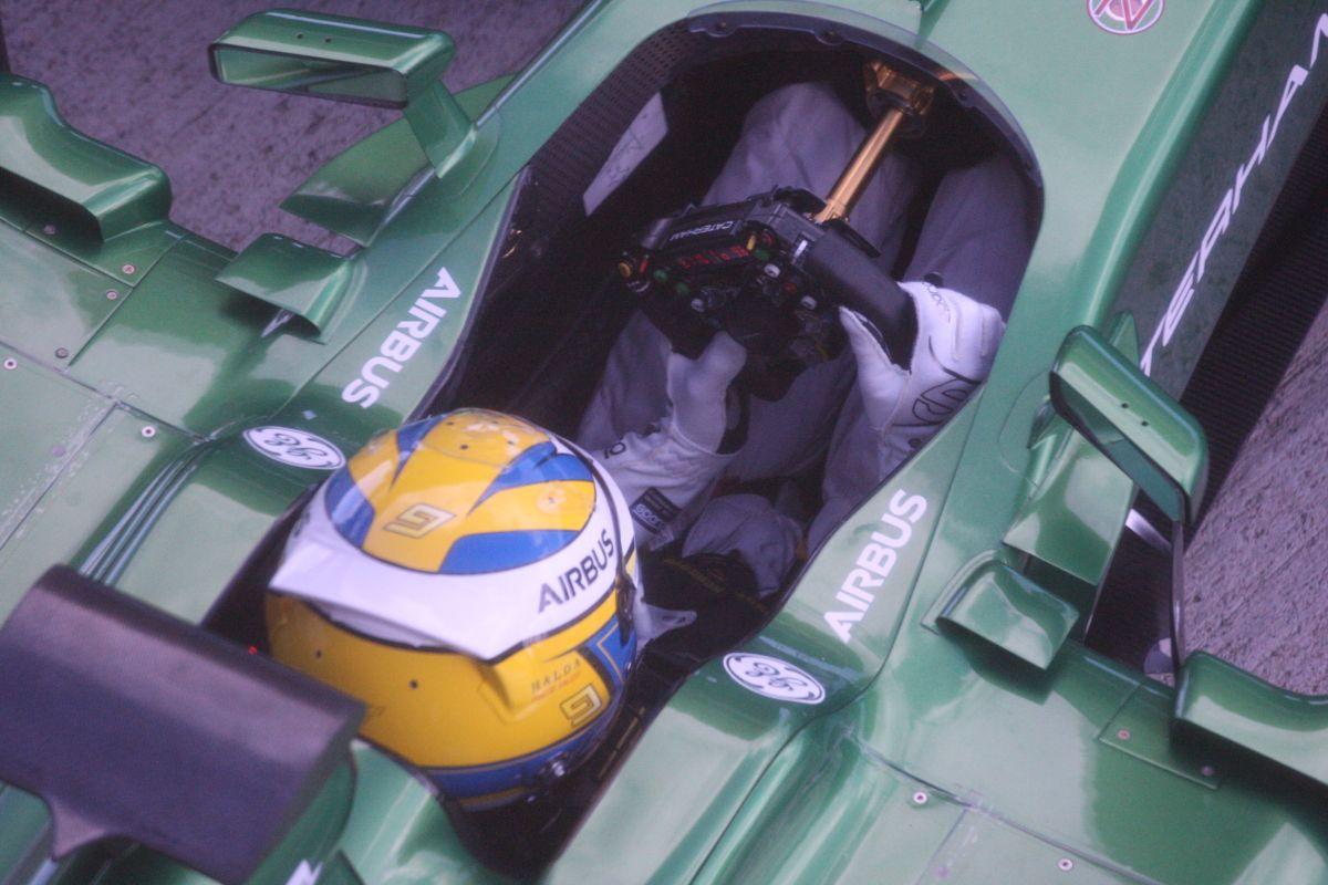 Damon Hill: Csoda, hogy az autónk egyáltalán gurulnak