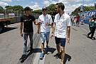 Vergne Vetteltől függetlenül került a Ferrarihoz: a francia nem számított rá, hogy ez lesz