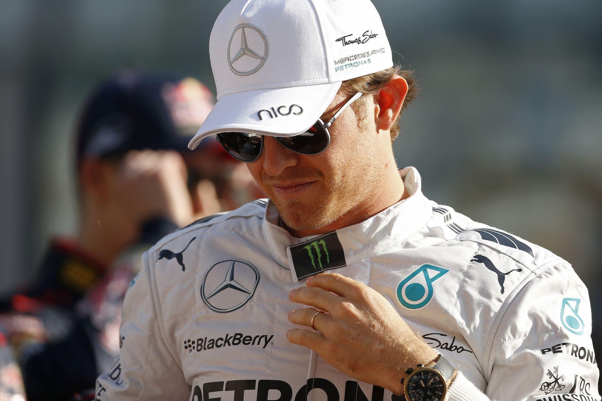 Rosberg: Olyan jó akarok lenni idén, mint még soha!