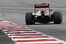 Videón a teljesen átalakult Toro Rosso Barcelonából